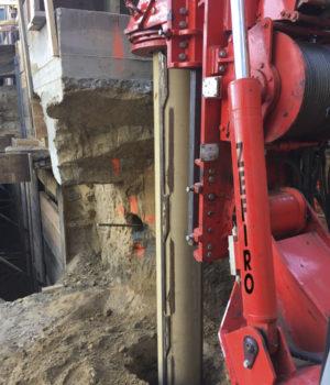 drill-rig